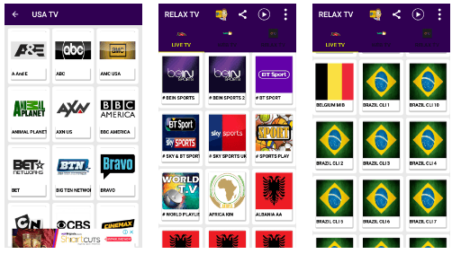 Download Relax TV APK (Ola TV Pro) For Android/Firestick/PC